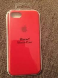 Case Iphone Apple Silicone 7