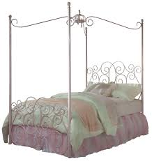 Standard Furniture Princess Canopy Beds Full Metal Bed With Ikea ...