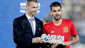 FC Bayern München angeblich an Dani Ceballos von Betis Sevilla interessiert  - Eurosport