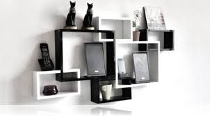 ... Wall Shelves Design Unique Bedroom Wall Shelves Decorating Ideas Also Modern  Wall Shelves ...