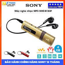 Sony nwz-b183f máy nghe nhạc 4gb màu vàng đồng - Sắp xếp theo liên quan sản  phẩm