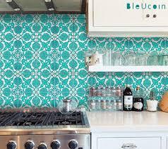 painting ceramic tiles in kitchen glass tile murals white backsplash textured tile paint