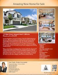 Microsoft Real Estate Flyer Templates Real Estate Flyers Pdf Templates Turnkey Flyersreal