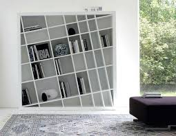 Thin Book Shelves | Modern Bookcases and Shelves | Contemporary Bookshelves