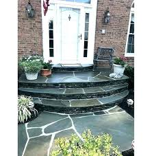 porch steps ideas front stair railing outdoor steps design front steps design ideas modern dark stone