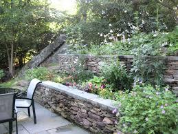 Slope Landscape Design Ideas For Landscaping Steep Hillside Landscaping  Ideas Garden Home Improvement Sloping Backyard Landscape