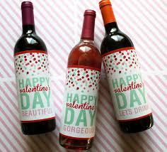 Diy Wine Bottle Labels Free Printable Wine Labels Just Add Ginger