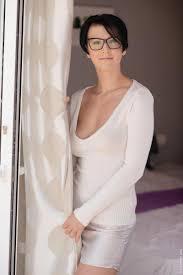 Nicoleta Emilie Wearing Sexy Glasses
