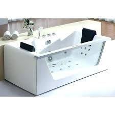 wonderful free standing jetted bathtub 2 person bathtub freestanding tub bathtubs idea free with regard to
