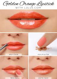 lipstick tutorials best step by step makeup tutorial how to lulus how to