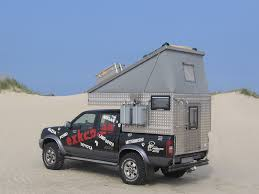 Exkab- German manufactured pop-up camper | Expedition Portal