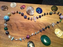 Skyhenge Astrological Rosaries Custom Natal Chart