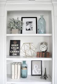 Styling Built-Ins | Home | Decorating Tips | Decorating bookshelves ...