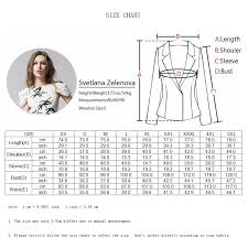 Womens Blazer Size Chart Fashion Autumn Women Blazers And Jackets Work Office Lady