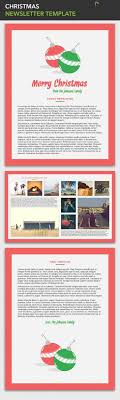 Holiday Newsletter Template Template Holiday Newsletter Template 9
