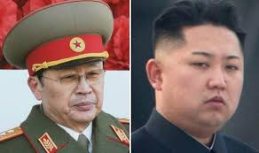 Image result for kim's arrested uncle