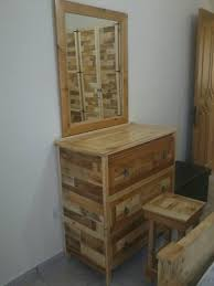 pallet bedroom furniture. Bedroom Furniture Refurbish With Pallets Regarding Pallet Set