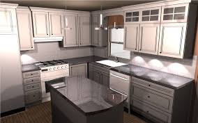 Computer Kitchen Design