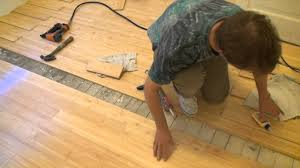How to install bamboo flooring Golden Arowana Youtube How To Install Bamboo Flooring Part Youtube