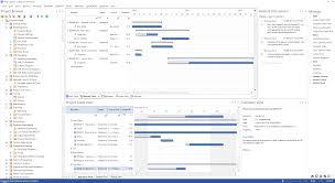 The Project Gantt View Enterprise Architect User Guide