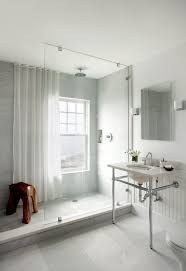 Set Your Shower Free! Open Shower Renovation Inspiration | Apartment Therapy