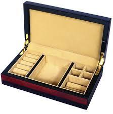 hillwood men s jewellery cufflink box 106ftg £122 38 the bond hillwood men s jewellery cufflink box 106ftg £122 38