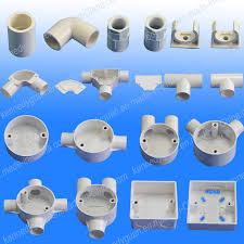 pipe fitting accessories electrical