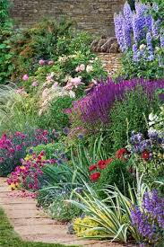 Small Picture Tried and True Perennials for Your Garden Stone walls