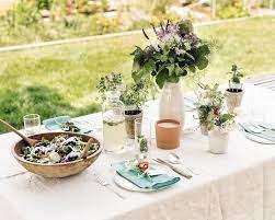 garden party decoration ideas featuring