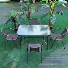 outdoor garden table patio restaurant