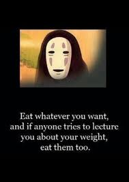 Spirited Away Quotes Delectable It's Funny Because It's True And It Reminds Me That I'm Working Out
