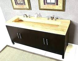 in bathroom vanity with top inch alluring double sink 48 black cabinet vanit