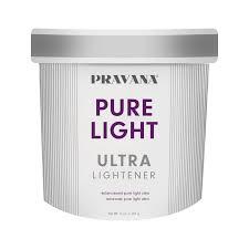 Pravana Pure Light Shampoo Reviews Pure Light Ultra Lightener Pravana Cosmoprof