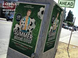 summer soccer camp flyer template summer is in full swing well not if you re reading this 6 months from now but you get my point and it s about time we got some summer related content up