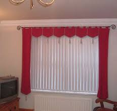 vertical blinds with valance ideas. Exellent With Idea For Valance With Vertical Blinds For Vertical Blinds With Valance Ideas Pinterest