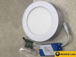Thông tin đèn led ốp trần nổi 24w hiện đại và tiết kiệm - ĐÈN LED