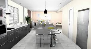 Decoration Salon Salle A Manger Cuisine Cuisine Salle A Manger Et Salon Salle  Manger En Longueur