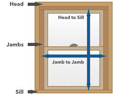 Measurement Window Replacement Window Size Pella Branch