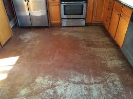 Cement Floors In Kitchen Best White Stained Concrete Floors Do It Yourself Concrete
