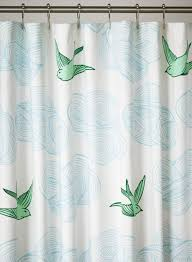Daydream Green Shower Curtain Hygge West