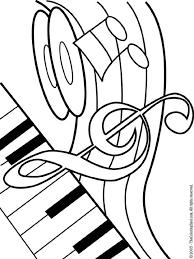 Kleurplaat Kleurplaat Muziekinstrument 3926 Kleurplaten Its