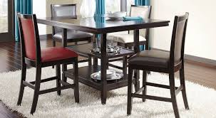 dining room table height. tamsyn counter height dining set room table