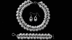 pearl beading tutorial for beginners homemade beading jewelry