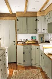 Kitchen Farmhouse Cabinets Kitchens Houzz Country Primitive Rustic