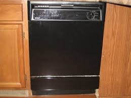 kenmore dishwasher black. black kenmore dishwasher k