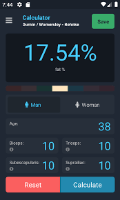 Plixi Fat Calculator 2 1 3 Apk Download Android Health