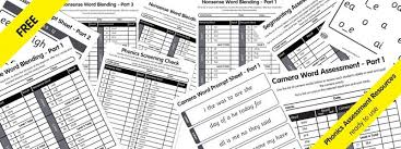 Multiple choice in these printable. Phonics Assessment Don T Assume Assess Every Child Phonics Hero