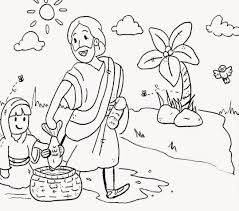 Small Picture Sunday School Coloring Pages To Print Archives Inside Sunday