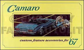 cd camaro factory assembly manual including rs ss z 1967 camaro reprint accessory brochure set rs ss z28