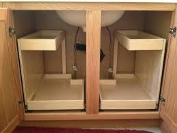 Under Kitchen Sink Storage Bathroom Organization Hacks Diy Cabinet